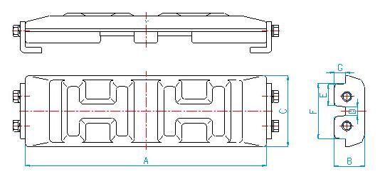 plano medidas clip