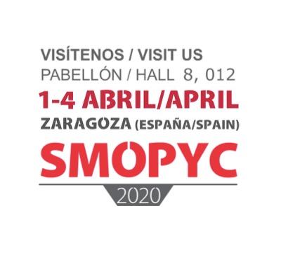 Estaremos en Smopyc 2020
